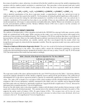 Indian Journal of Finance-IJF-April12-Article4-DETERMINANTS OF CORPORATE DIVIDEND POLICY: A STUDY OF SENSEX INCLUDED COMPANIES