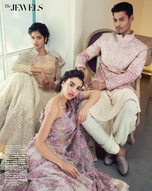 Harper's Bazaar Bride-Harper's Bazaar Bride- November 2016