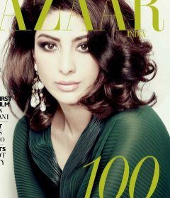 Harper's Bazaar India-Harper's Bazaar-April 2013