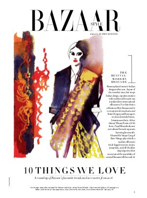 Harper's Bazaar India-Harper's Bazaar India-Dec 2016