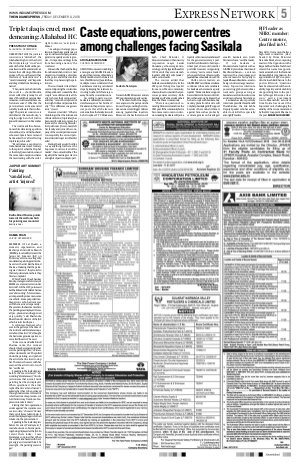 Ahmedabad-December 09, 2016