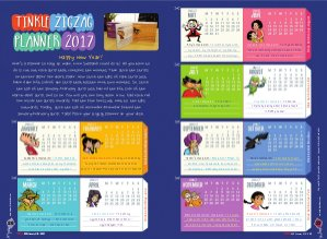 TINKLE -TINKLE January 2017 ISSUE 1