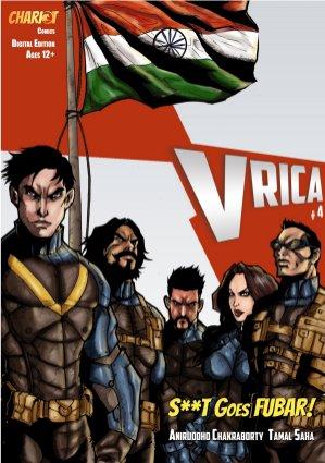 VRICA-Issue #4: S**T Goes FUBAR