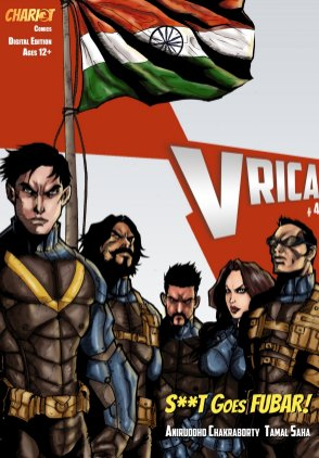 VRICA-Issue #4: S**T Goes FUBAR