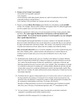 CBSE-CBSE Sample Paper for Class 12 Sociology Complete