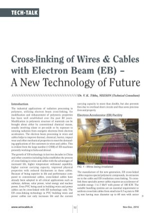 Wire & Cable India-Nov-Dec, 2016