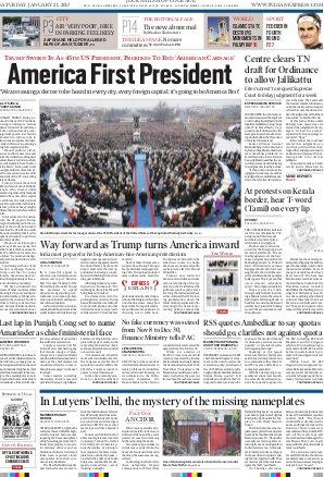 Delhi-January 21, 2017