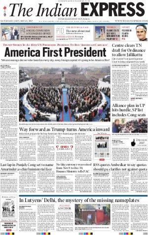 Lucknow-January 21, 2017