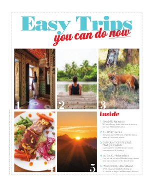 Lonely Planet Magazine India-February 2017
