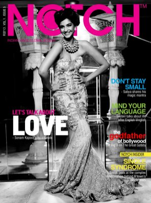 NOTCH - India's First Digital Lifestyle Magazine-NOTCH February Issue