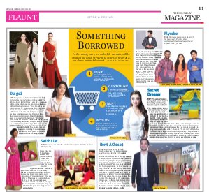 The Sunday Standard Magazine - Delhi-12-02-2017