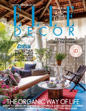 ELLE Decor-FEBRUARY - MARCH 2017