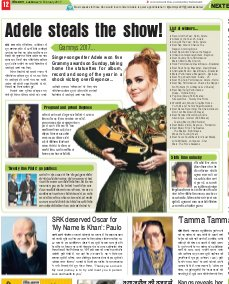 Lucknow Hindi ePaper, Lucknow Hindi Newspaper - InextLive-14-02-17