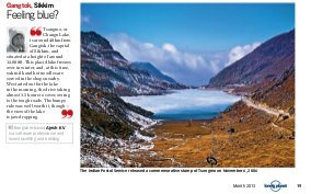 Lonely Planet Magazine India-May 2013