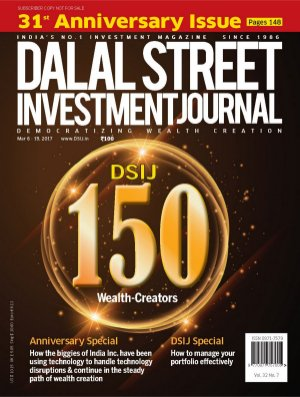Dalal Street Investment Journal-Dalal Street Investment Journal Vol 32 Issue no 07,March 06, 2017