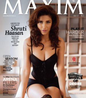 Maxim India-Maxim India, May 2013