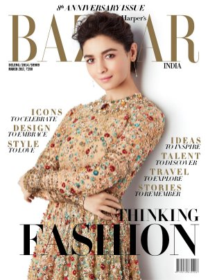 Harper's Bazaar India-Harper's Bazaar-March 2017