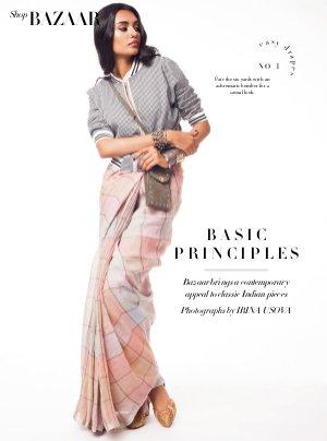 Harper's Bazaar India-Harper's Bazaar-March 2017