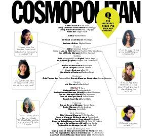 Cosmopolitan-Cosmopolitan - March 2017