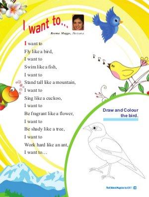 The Children's Magazine-April