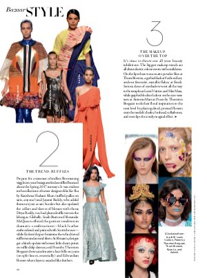 Harper's Bazaar India-Harpers Bazaar India- April 2017