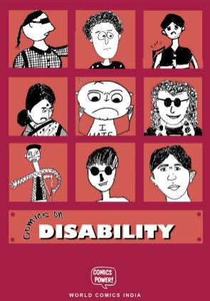 Comics on Disability-Disability