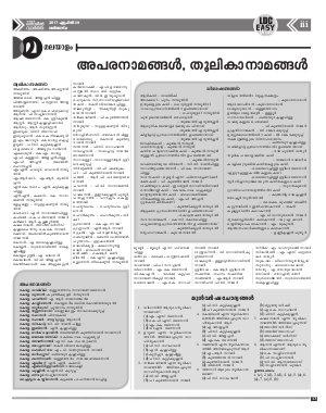 Thozhil Vartha-Thozhilvartha-2017 April 29