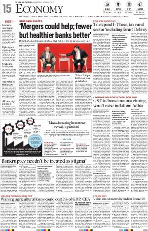 Chandigarh-April 26, 2017