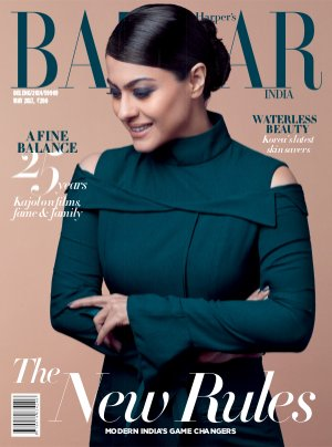 Harper's Bazaar India-Harpers Bazaar India- May 2017