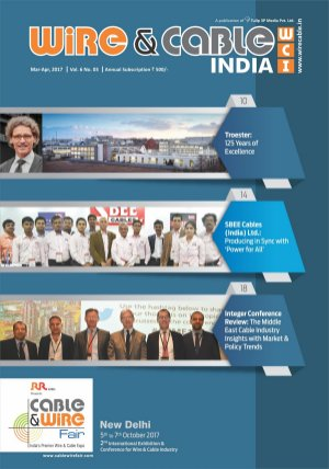 Wire & Cable India-WCI Vol6 No-3 Mar-Apr 2017