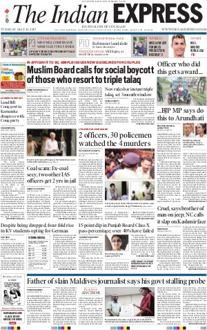 Lucknow-May 23, 2017