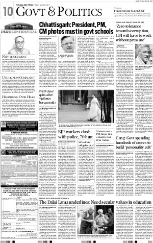 Delhi-May 26. 2017
