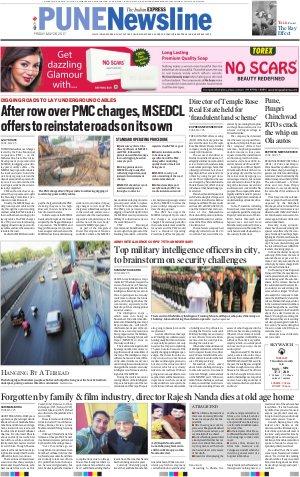 Pune-May 26. 2017
