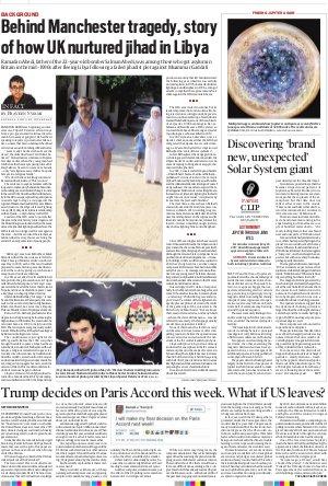 Delhi-May 29, 2017