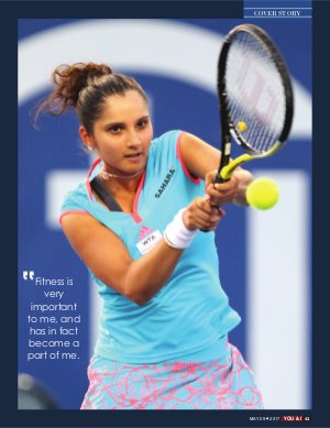 You & I Weekly-May 29, 2017- Issue-18 Sania Mirza