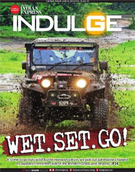 Indulge - Chennai-16-06-2017