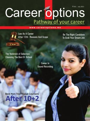 Career Options-July 2013