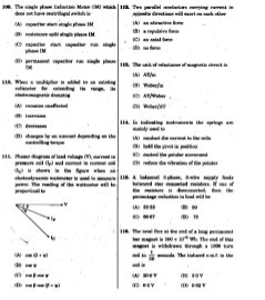 SSC-SSC Junior Engineering Exam 2013 Question Paper Paper I