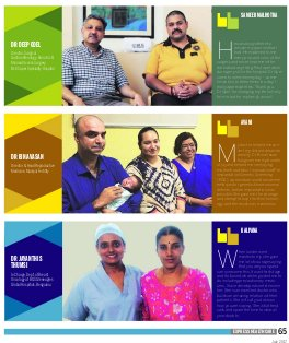 Express Healthcare-July 2017