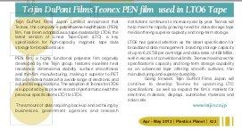 Plastics Planet International-Vol.9, Issue 4, April - May 2013