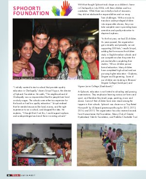 You & I Weekly-July 24, 2017- Issue-26  NGO Issue