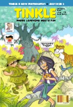 TINKLE  - Read on ipad, iphone, smart phone and tablets