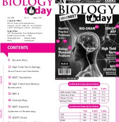Biology Today -Biology Today - August 2017