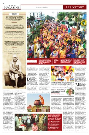 The Sunday Standard Magazine - Delhi-06-08-2017