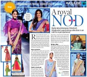 Indulge - Hyderabad-11-08-2017
