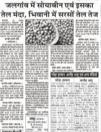 Vyapar Kesari Hindi Daily News Paper-17 August 2017