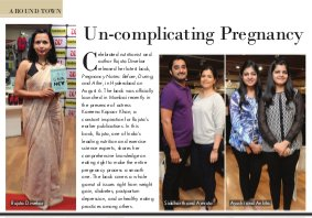 You & I Weekly-August 21, 2017- Issue-30  Shriya Bhupal and Ananya Malhotra Reddyaugust Cover