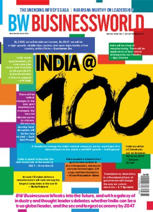 Businessworld -India@100