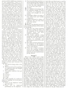 MBA-MAT May 2012 Solved Question Paper English Language