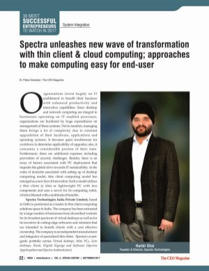 The CEO Magazine-The CEO Magazine September Issue Special
